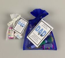 * Dad To Be Survival Kit Novelty Keepsake Gift - Personalised Option