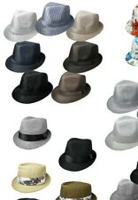 Wholesale Job Lot Trilby Hats Great Quality Accessories Mixed Goods