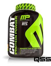 MUSCLEPHARM MP COMBAT PROTEIN POWDER SHAKE LEAN MUSCLE 1.8kg 4lb - 4.54kg 10lb