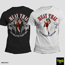 MMA Muay Thai t-shirt Maglia Ultimate Fighting - Mixed Martial Arts - Muay Thai