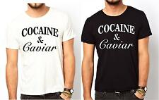 COCAINE AND CAVIAR C&C YMCMB OBEY T SHIRT MENS ALL SIZES !!!!