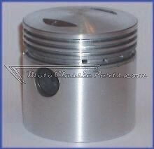 Piston / Piston kit BMW 250 4T R24-25 1948-'56 (0887)
