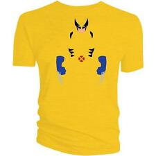 Wolverine T Shirt Tee Shirt Yellow SALE