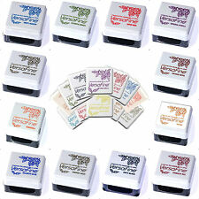 VERSAFINE INK PAD. SMALL INK PADS. Choice of Colours. FREE DELIVERY
