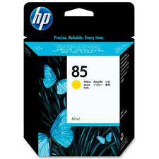 GENUINE OEM HP HEWLETT PACKARD HIGH CAPACITY YELLOW HP 85 (C9427A) INK CARTRIDGE