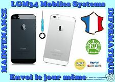 FACADE VITRE COQUE FACE ARRIERE IPHONE 4 4S LOOK STYLE 5