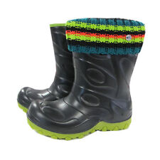 """Maximo Gummistiefel """"Shaped Boots"""" herausnehmbare Stiefelsocke Jungs Gr.24-32"""