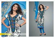 INDIAN PAKISTANI DESIGNER SALWAR KAMEEZ ETHNIC WEAR -NEW SPRING COLLECTION