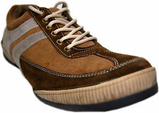 CASH BRANDED CASUAL LEATHER SHOE IN CAMEL BROWN MRP 1499 40% DISCOUNT 899