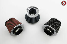 Stoney Racing Air Filter Intake Induction Kit Twin Cone 60mm 63mm 70mm 76mm 89mm