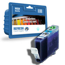 REFRESH CARTRIDGES BCI-6PC PHOTO CYAN INK COMPATIBLE WITH CANON PRINTERS