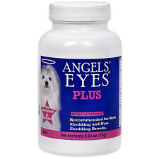 ANGELS EYES FOR DOGS PLUS BEEF FLAVOR TEAR STAIN REMOVER ELIMINATOR ANGEL'S EYE