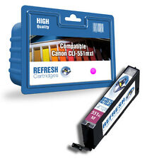COMPATIBLE CANON PIXMA SINGLE MAGENTA INK CARTRIDGE CLI-551MXL (CLI-551 SERIES)