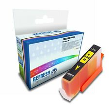 COMPATIBLE HP 364XL HEWLETT PACKARD CHIPPED YELLOW HIGH CAPACITY INK CARTRIDGE