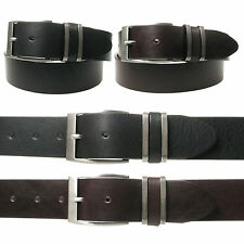 Vitali Great Quality Italian Leather Jeans Belt 40mm Made in Italy 3922