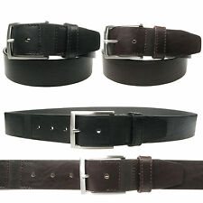 Vital Designer Quality Italian Leather Jeans Belt 40mm Made in Italy 3924