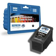 REMANUFACTURED CANON PIXMA PG-540XL HIGH CAPACITY BLACK PRINTER INK CARTRIDGE
