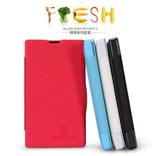 Nillkin Fresh Series Folder / Flip Case for Nokia X