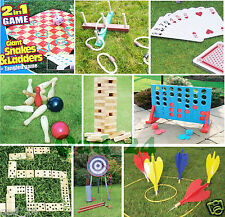 GARDEN LAWN GAMES GIANT BBQ PARTY BEACH CHILDRENS KIDS BOYS GIRLS FUN TOYS GIFT