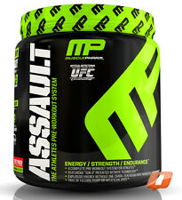 MP MUSCLEPHARM ASSAULT XT PRE-WORKOUT 435G 30 SERVINGS  STRENGTH+ENDURANCE ION-3