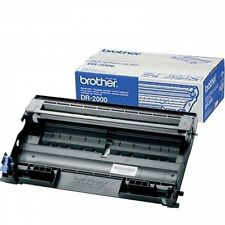 GENUINE BROTHER DR-2000 / DR2000 ORIGINAL LASER PRINTER DRUM UNIT