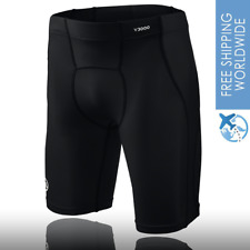 Mens Viva Athletic Compression Shorts Running Sports Gym Athletics Leggings