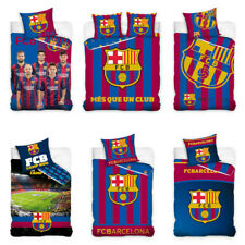 Fußball Bettwäsche FC Barcelona Bed Linen Football FCB FCBarcelona BARCA Messi