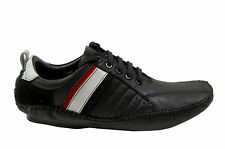 HITZ BRANDED CASUAL LEATHER SHOE IN BLACK COLORS MRP 2995 25% DISCOUNT 2245