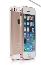 Luxury Color Metal Aluminum Bumper Frame Shell Case Cover For iPhone 5 5S