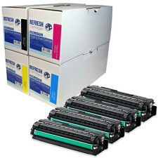 REMANUFACTURED CLT-K506L / C506L / M506L / Y506L LASER PRINTER TONER CARTRIDGES