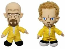 "Breaking Bad 8"" Plush Jesse Pinkman in Yellow Hazmat Suit - BARGAIN!"