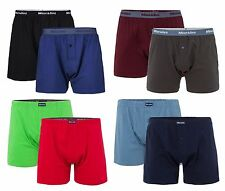 4 Pack Ahorro Bóxer Shorts Calzoncillos Hombre Hipster Ropa Interior M L XL 3xl