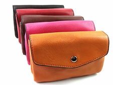 Ladies Girls Purse Clutch Bag Credit Card Holder Hand bag Wrist Strap Wallet
