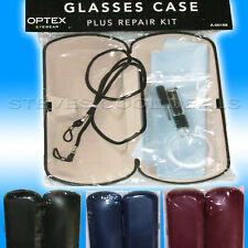 ALL READING GLASSES HARD CASE REPAIR KIT Spectacles Screws Screwdriver eye glass