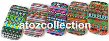Tribal Design Silicone Back Cover Case for Micromax A116 Superfone Canvas HD 3