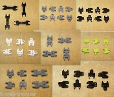 LEGO Parts: Axle & Pin Technic Connector (Bionicle) 32174,89652,47296 etc CHOOSE