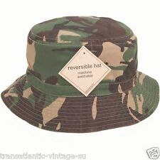 MILITARY BUSH HAT ARMY STYLE JUNGLE BOONIE FISHING HUNTING DESERT HAT