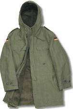 GERMAN ARMY CLASSIC PARKA MILITARY WINTER COMBAT MENS JACKET COAT LINER OLIVE