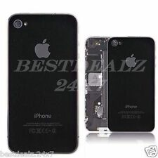 New Replacement Rear Door Battery Back Cover Glass Panel for Apple iPhone 4 4G