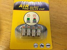 Tyre Pressure Alert Monitor Valve Cap System 36 Psi choose quantity Car Van Bike