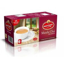 Wagh Bakri Masala Chai | Spiced Tea Bags | Staple Free | Direct from India