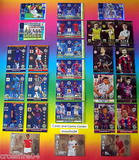 Panini Adrenalyn Champions League 2014 2015 INVENTIVENESS, DOUBLE TROUBLE ec.
