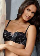 B.Tempt'd Ciao Bella Balcony Bra in Black Ivory  or Cappuccino + Free Uk Post
