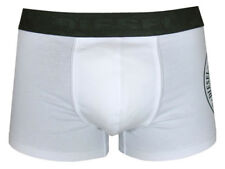 Diesel Ropa Interior Hombre UMBX SHAWN Calzoncillos Shorts Boxers Trunk - blanco