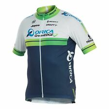 Maglia ciclismo Team ORICA GreenEDGE cycling Jersey by Craft full zip