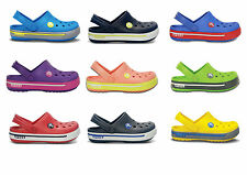 Crocs Kids Crocband  II.5 Shoes Clogs - New Genuine Crocs for Boys Girls 2.5