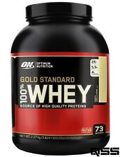 OPTIMUM NUTRITION ON GOLD STANDARD 100% WHEY PROTEIN POWDER ALL SIZES & FLAVOURS