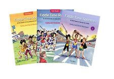 Fiddle Time Series - Options: Joggers, Runners, Sprinters with CD for violin