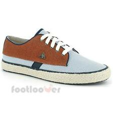 Scarpe Le Coq Sportif Laumiere 1411320 Moda Uomo Casual Sneakers Brown fashion