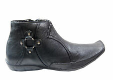 SHARON BRANDED CASUAL  MID ANKLE SHOE IN BLACK COLORS MRP 1499 30% DISCOUNT 1049